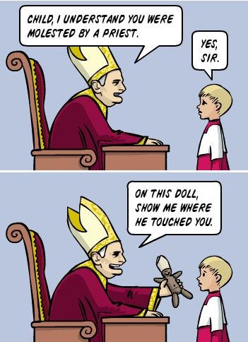 pedolphile priest
