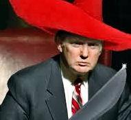 Trump as mexican