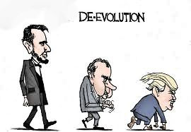 de-evolution