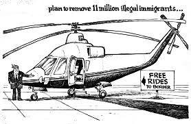 free ride to border
