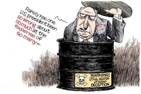 Cheney monster