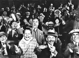 cheering democrats