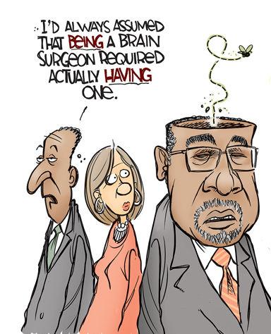 Carson's brain