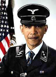 Obama as nazi