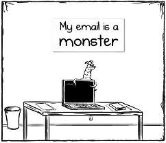 el-mail monster