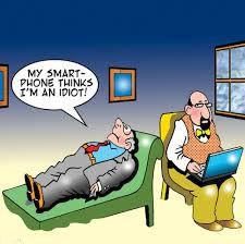 smart phone idiot
